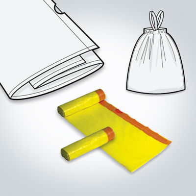 Draw-tape bag